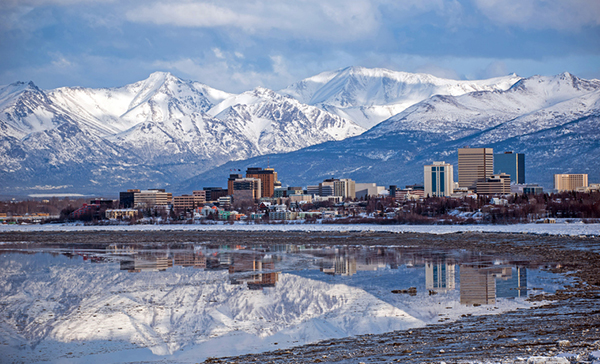 Living in Anchorage Alaska