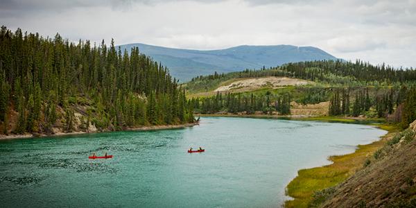 Visiting the Yukon Territory